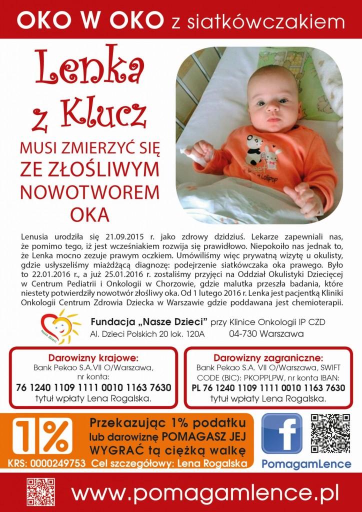 plakat_A3_lena_rogalskam